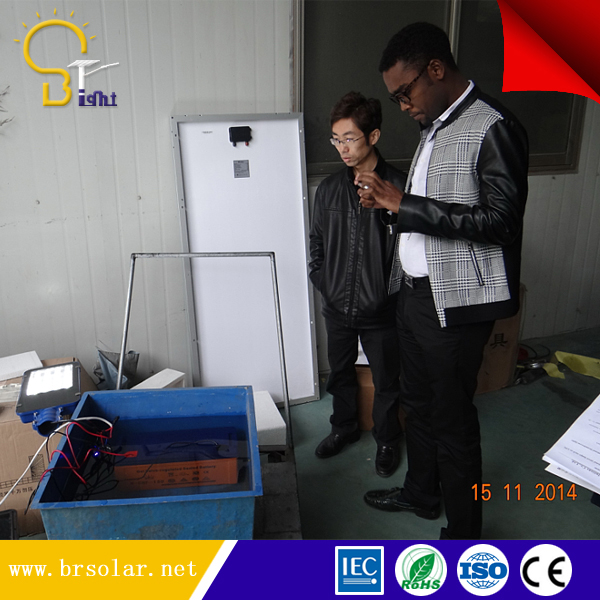 Why Choosing Us---More than 50 Countries Solar Experience
