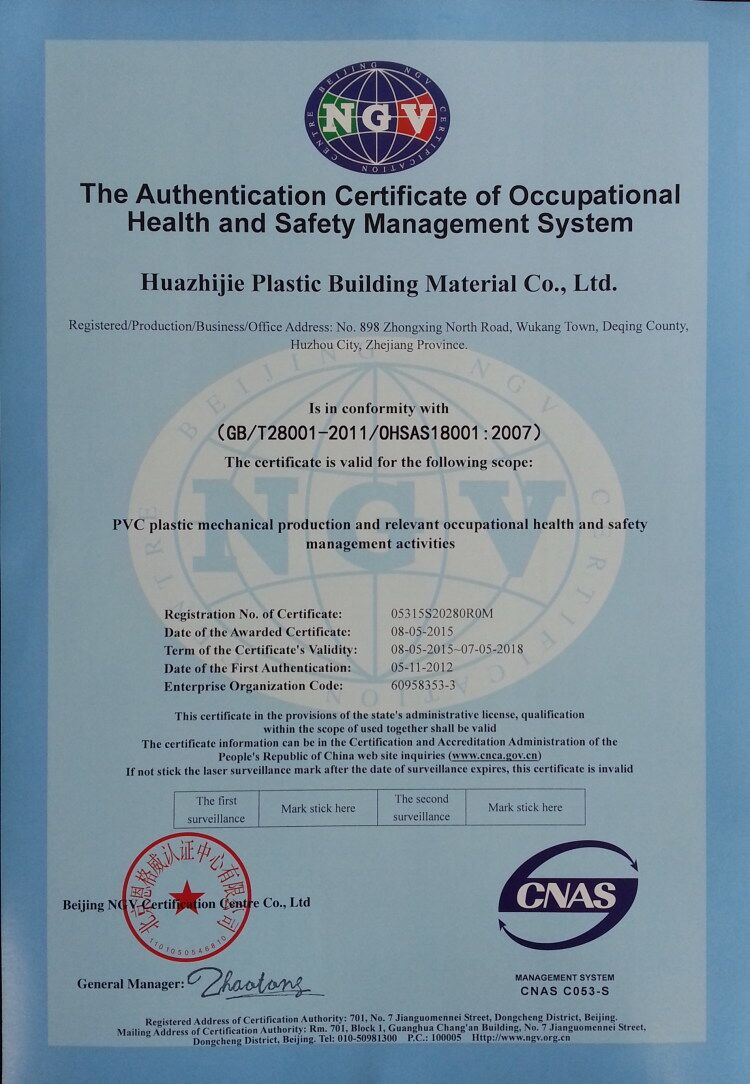 ISO18001:2007