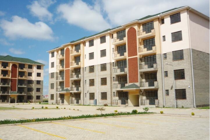 Project Name: Ghana Apartment Location: Ghana