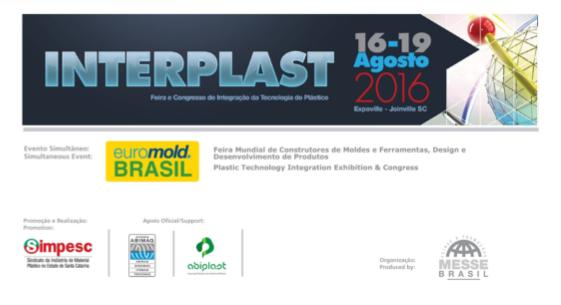 We will attend Interplast 2016 , Brasil
