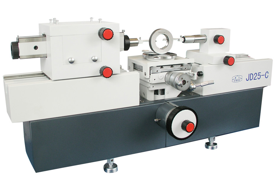 Wide range of measurement machines