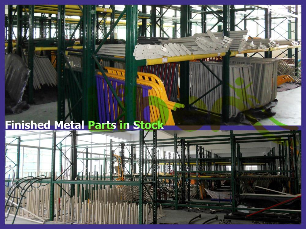 Metal Parts in Stock