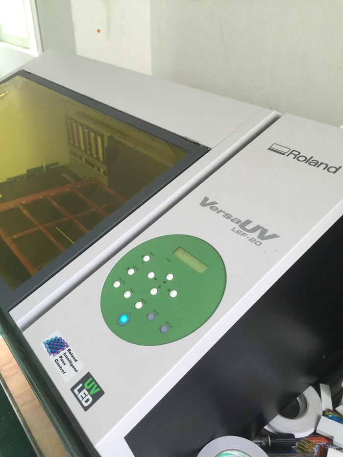 Importing UV printing machine