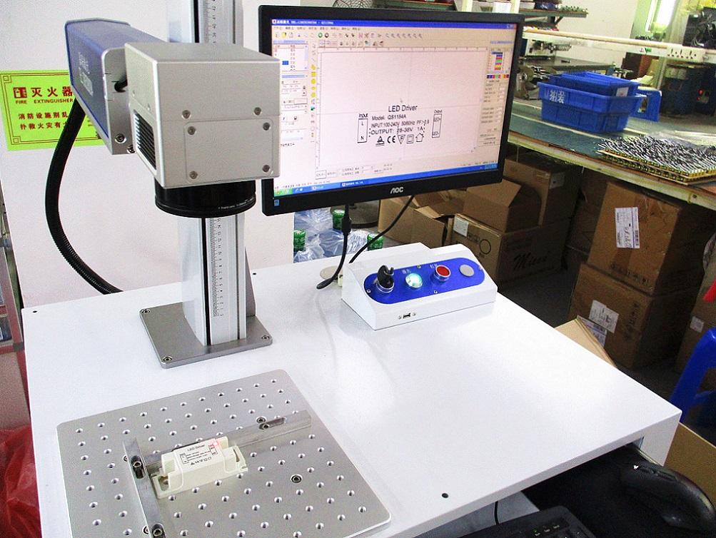 Laser Code Marking Machine
