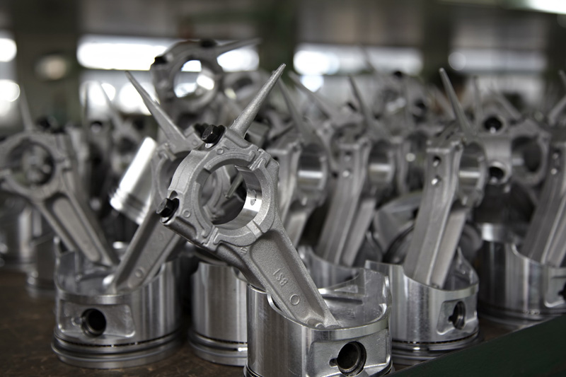 parts-connecting rod