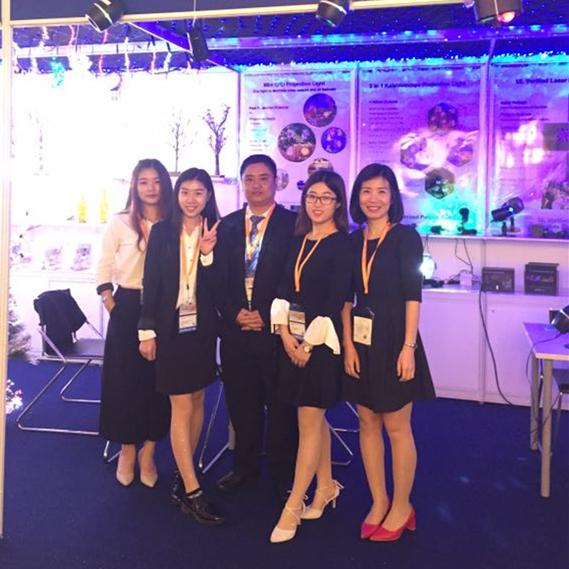 Yuegang Overseas Sales Team
