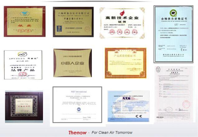 Thenow Certificates