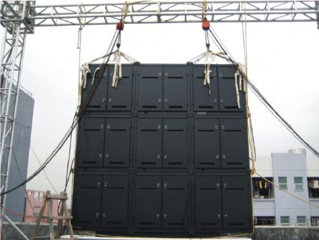 Conventional Cabinet Lifting Aging