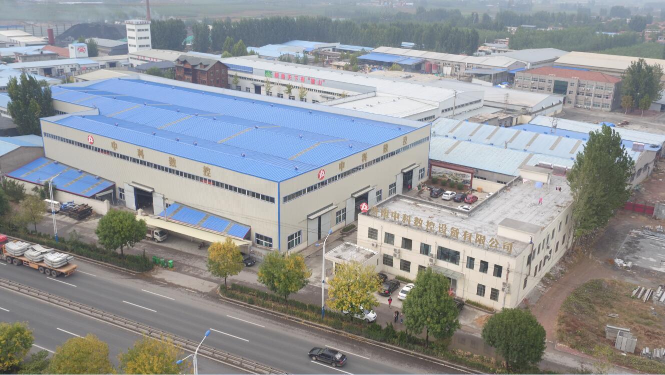 JINAN ZHONGKE CNC EQUIPMENT CO.,LTD OVERVIEW PHOTO