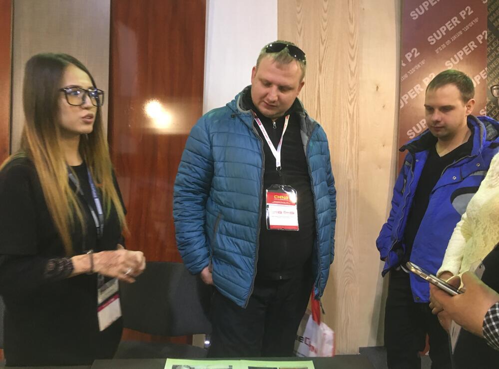 Kazakhstan show
