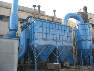 Wet electrostatic precipitator