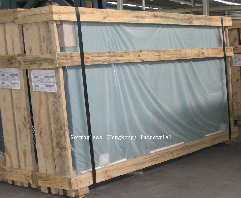 float glass package