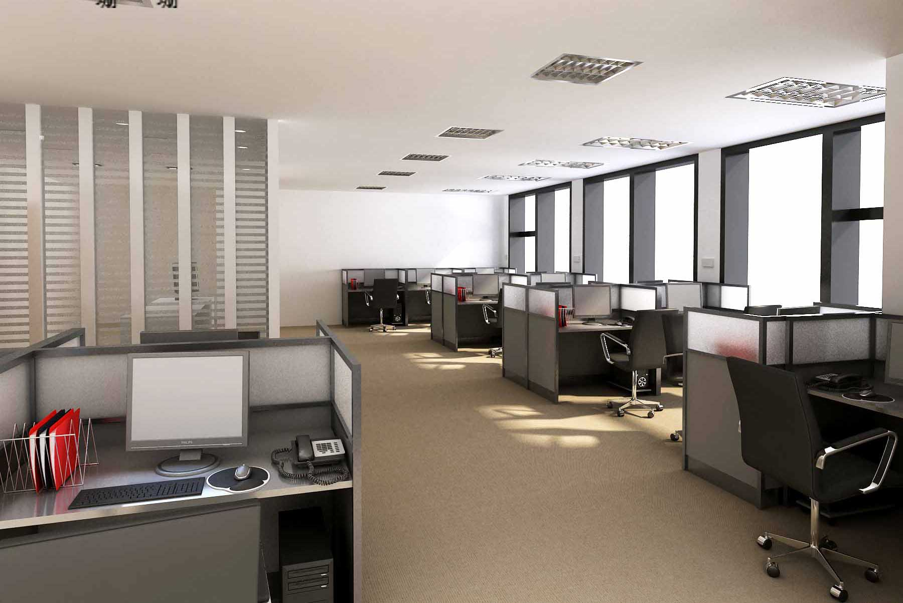 Company tour- office