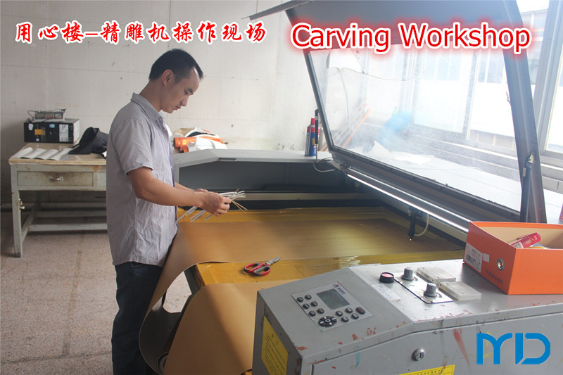 Finely Carving Machine