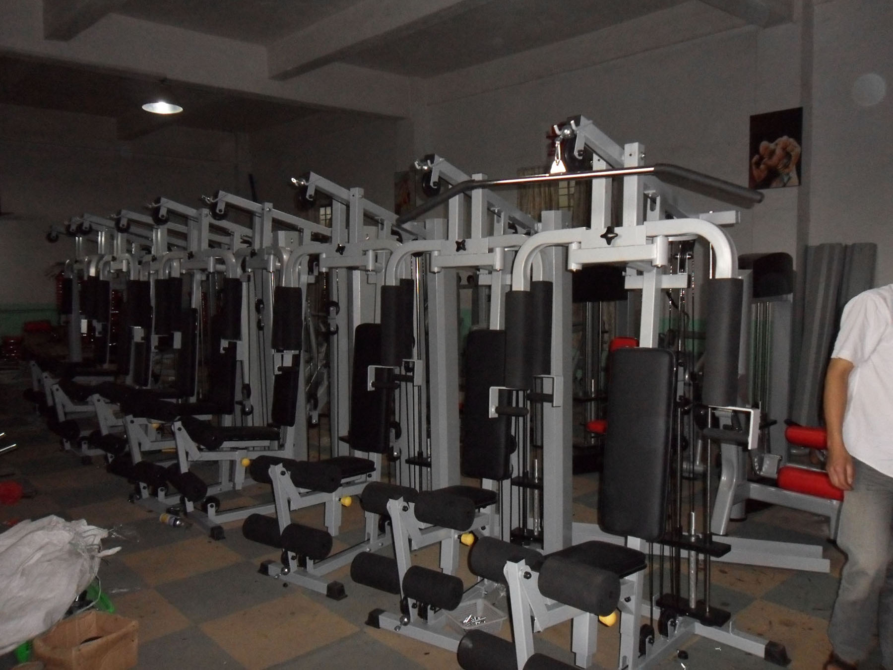 Exhibition Hall (fitness equipment)