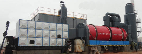 Special beer sludge drying equipment