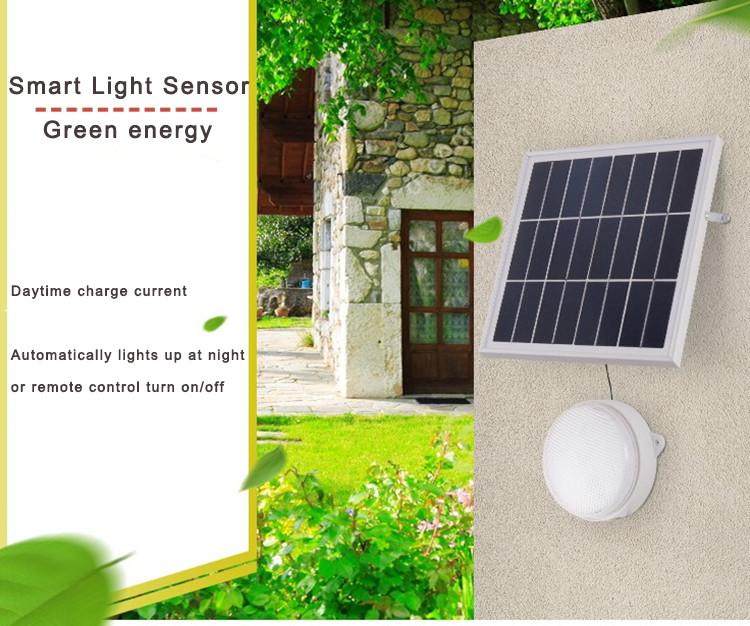 Hight Bright indoor Solar Light Solar Garden light