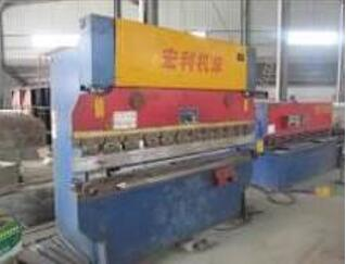 Equipment of Bending Machine