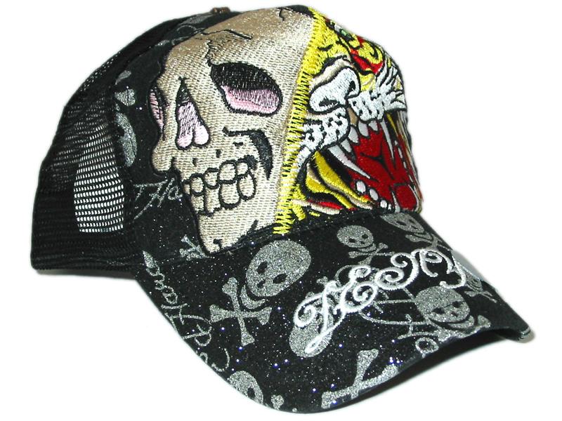 5 Panels Mesh Style Hat