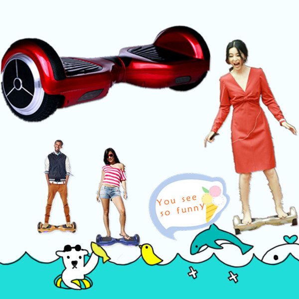 Segway Board Biggest promotion in October