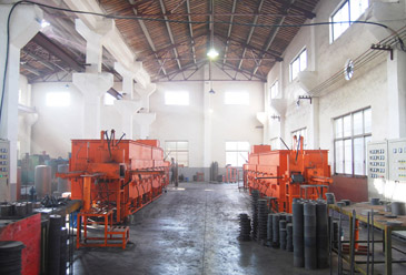 Tunnel Furnace Sintering Plant