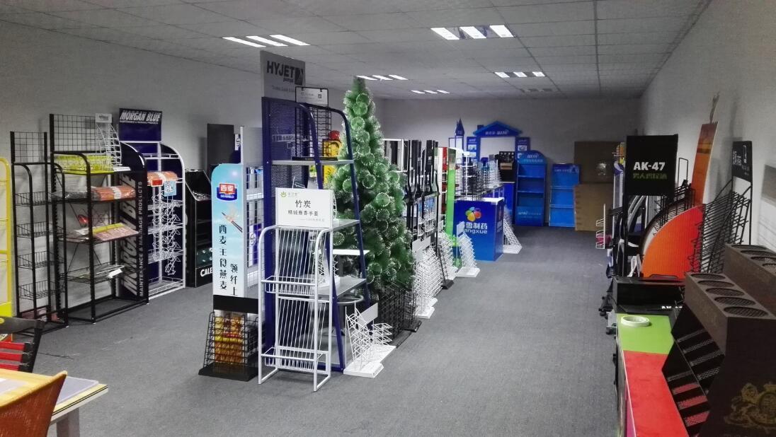 metal display stand ,wire rack, metal products samples