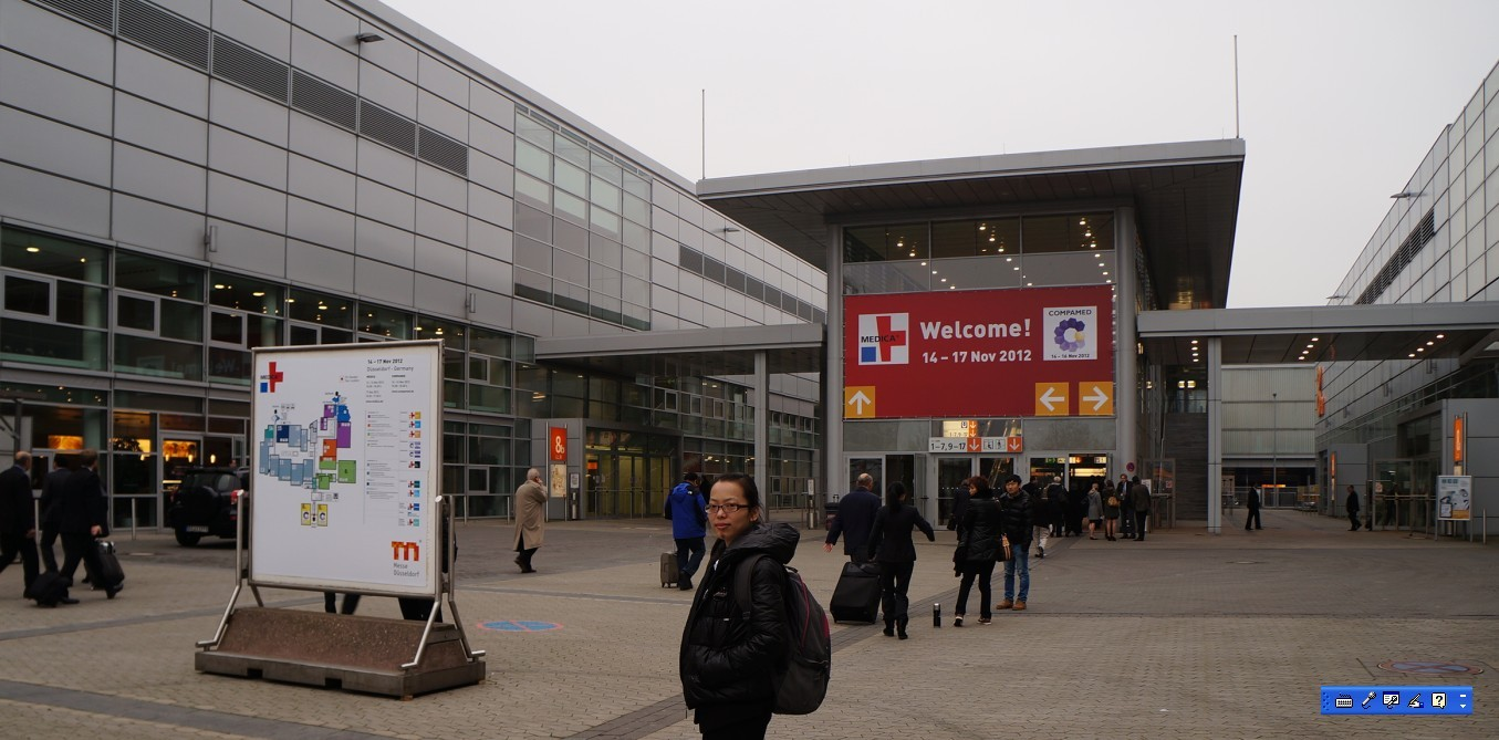Compamed 2012 Germany