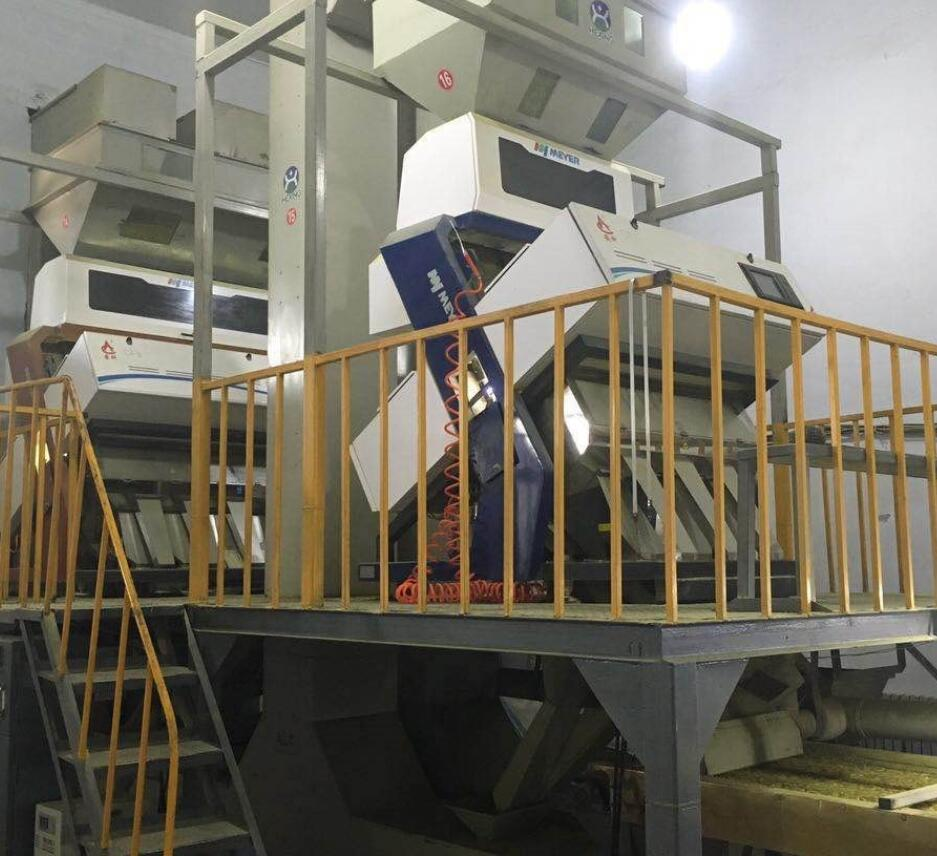 OUR FACTORY WITH MACHINES