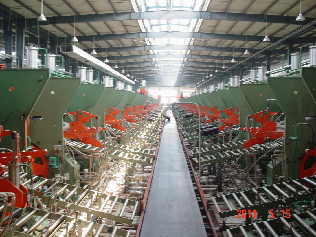 Truck Radial Tire Produce Line