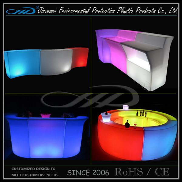 LED Bar Furniture_Bar Table/Bar Counter