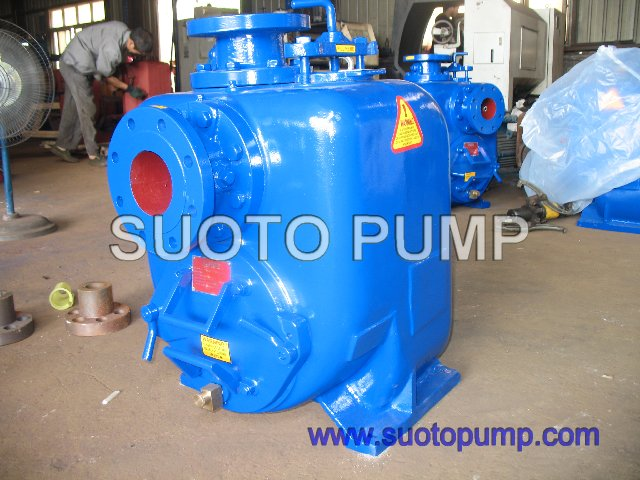 U Series Self-priming Non-clog Sewage Pump