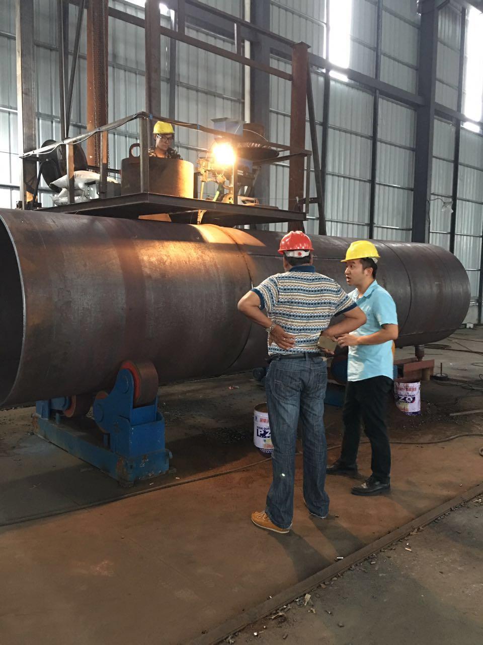 factory tour - II