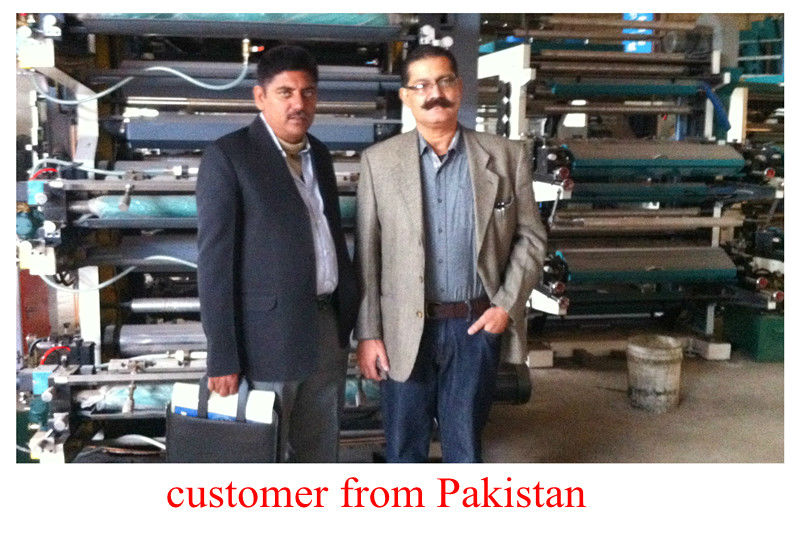 Customers from Pakistan