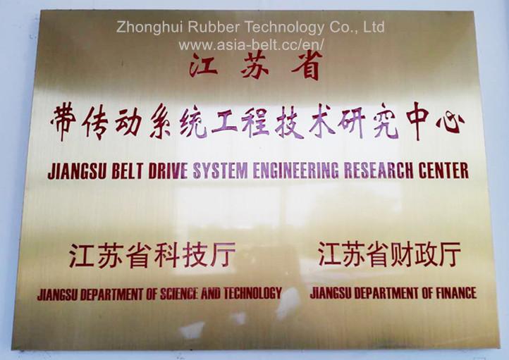 Jiangsu Belt Driving System Engineering Research Center