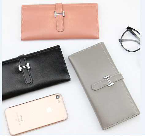 new style long fashion women wallet