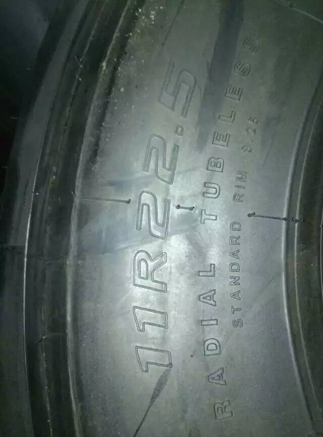 Limited flash, only 550, sold out so far truck tire 11R22.5