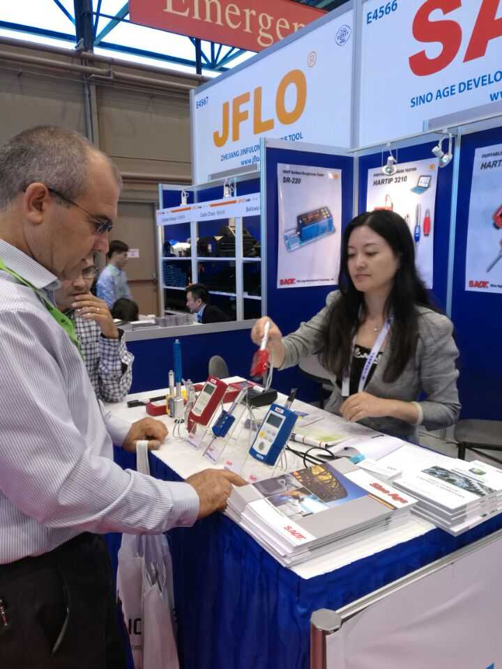 SADT participated IMTS 2016 in Chicago from Sep. 12-17