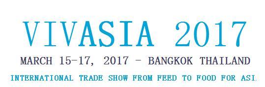 2017 Thailand VIV Asia