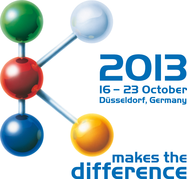 We will attend K Show at Dusseldorf Germany during 16~23 October 2013!