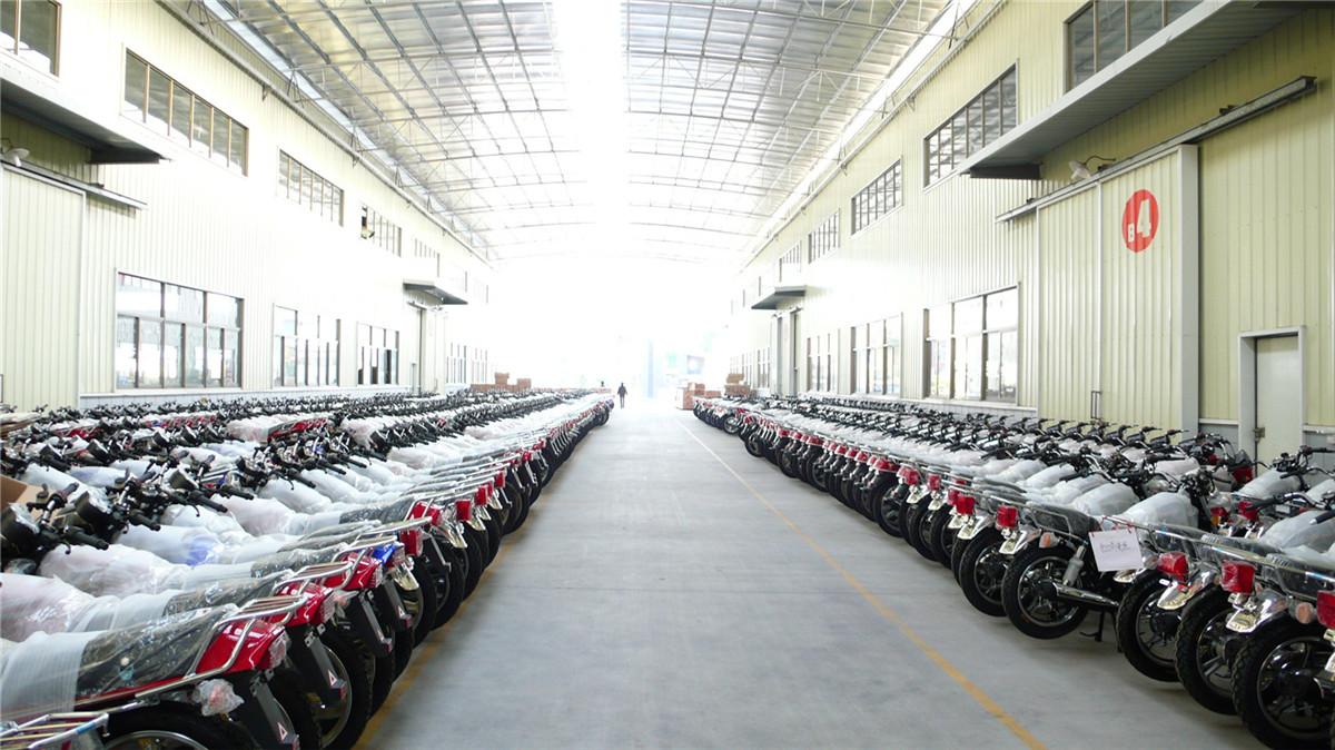 Sonlink motorcycle manufactory