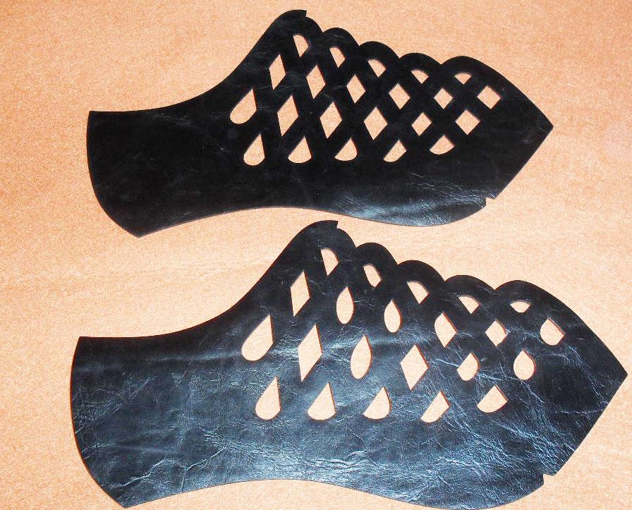 Shoe Engraving