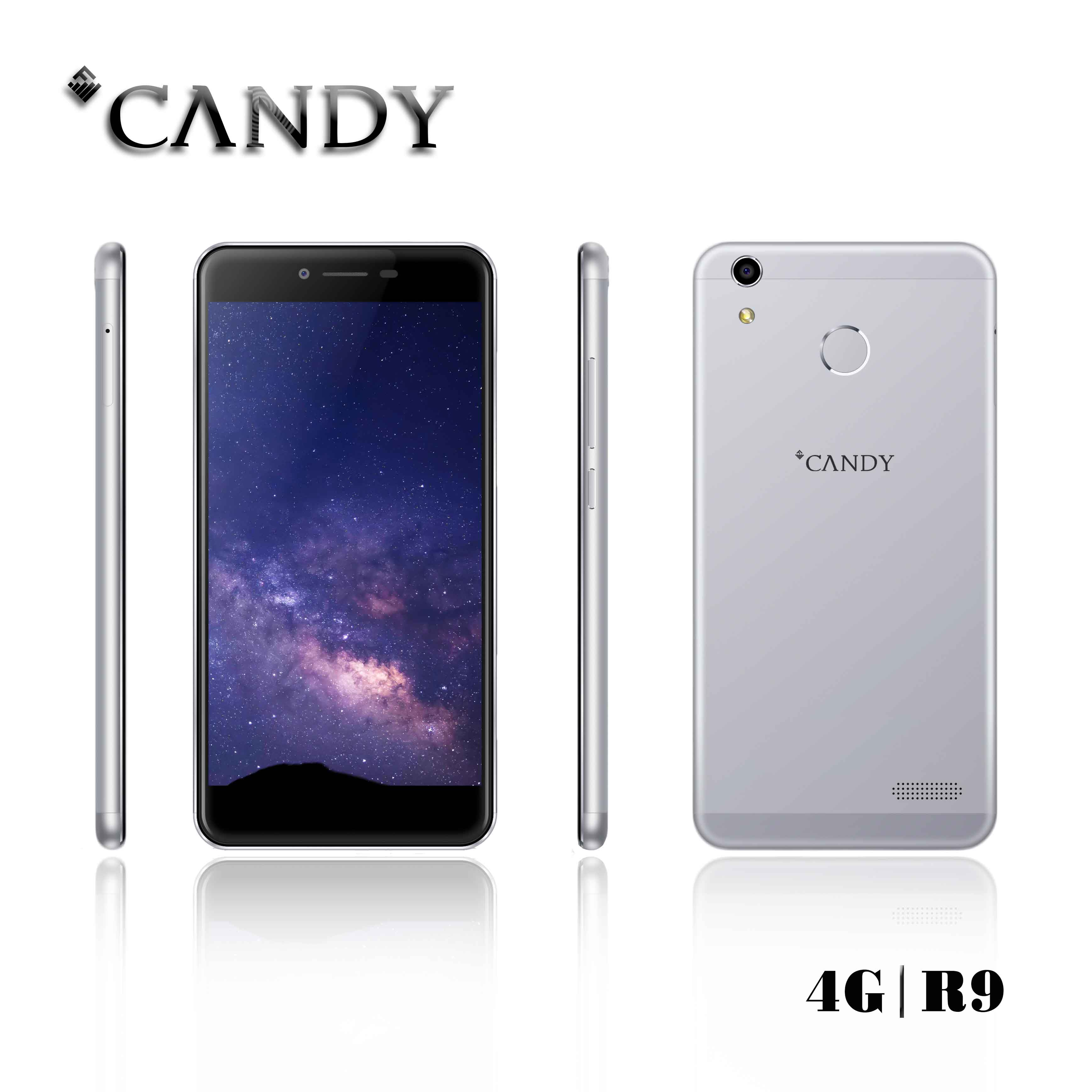 Wholesale 5 inch on Cell Screen 4G Smartphone