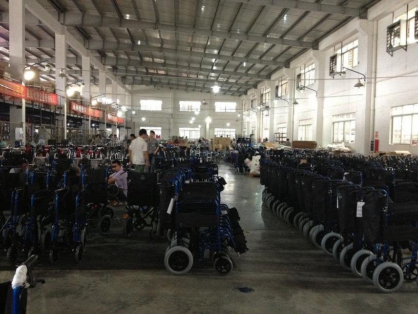 Wheelchair Workshop