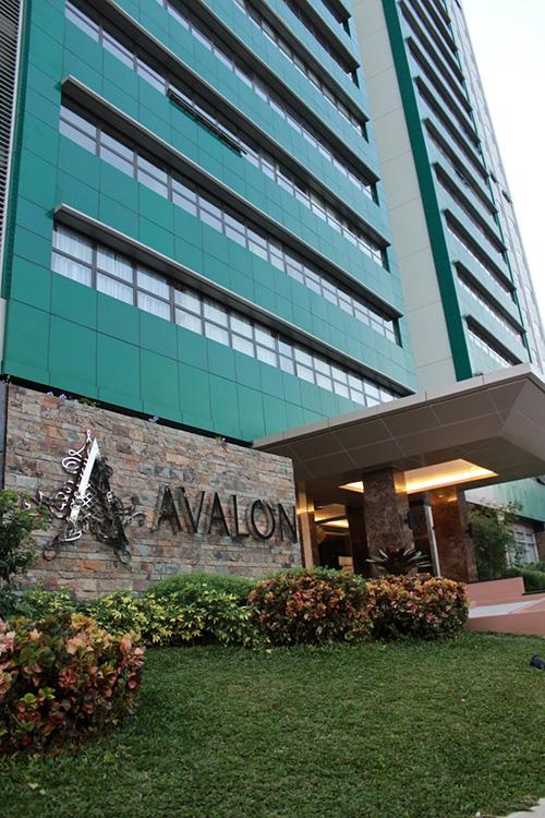 Avalon condominium apartment