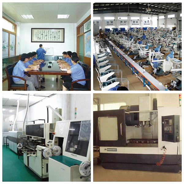 Dental unit factory - 2