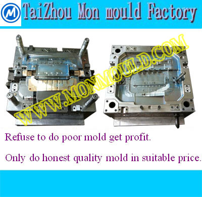 Mon mould-Plastic custom mould manufacture