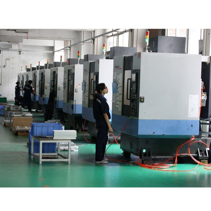 Production Process3- precision machining