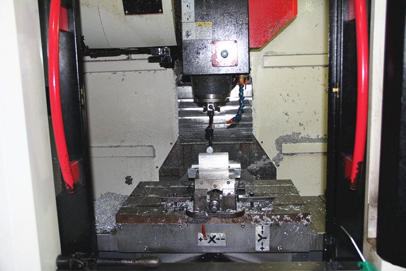 4 Axis CNC centre