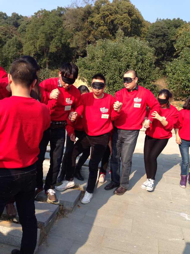 lanxi haide team training