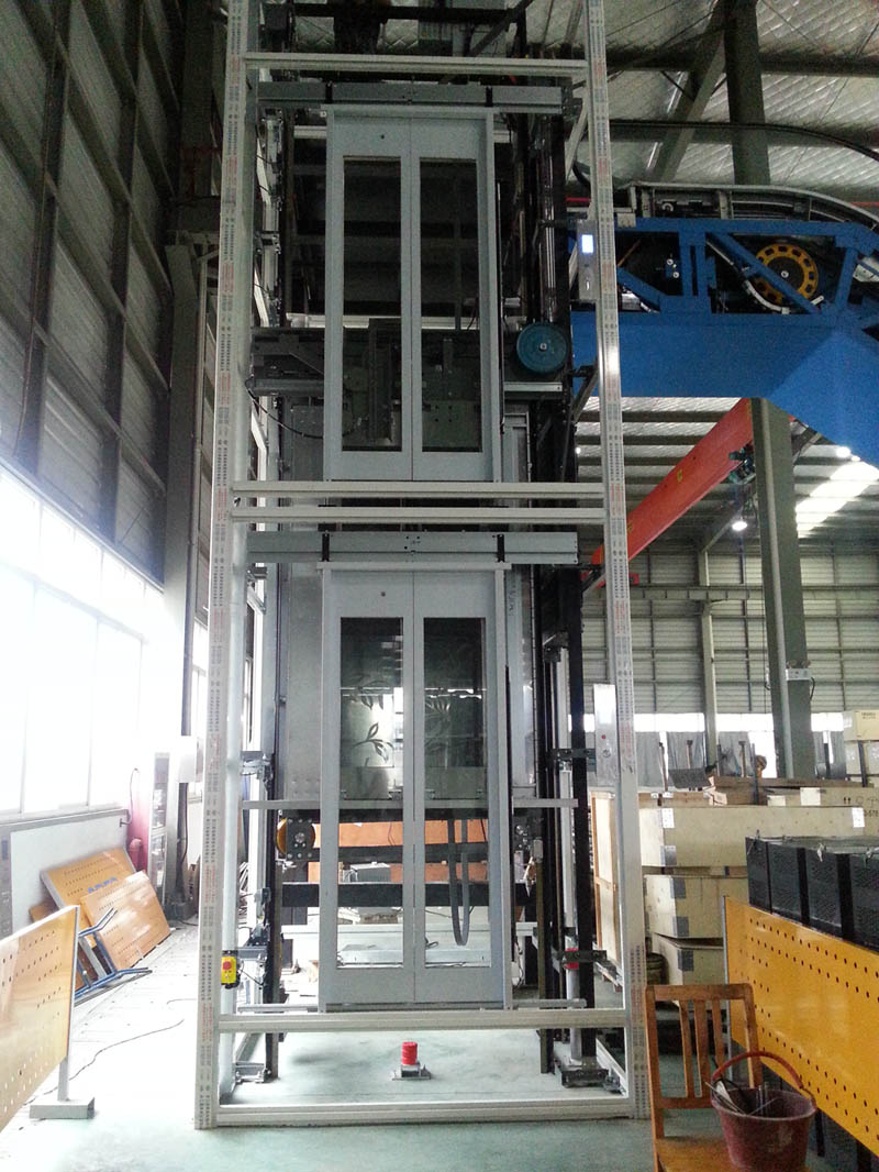 We Do Test Assembly to The Home Elevator